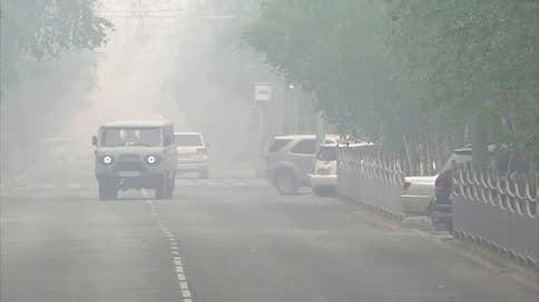 В Улан-Удэ исчезли солнечные дни