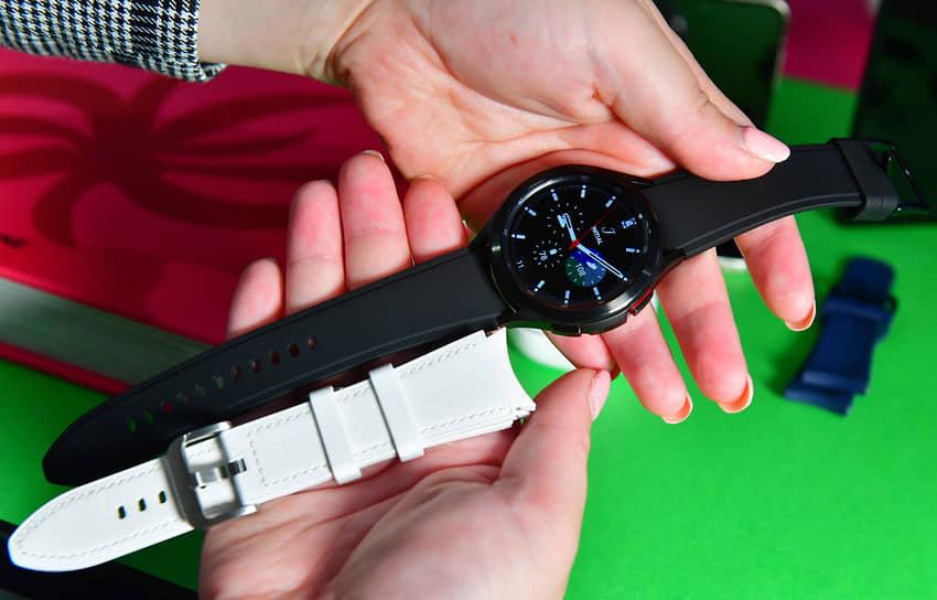 Стоимость Watch4 составит 19,9 тыс. руб. за модель 40 мм и 22,5 тыс. руб. за модель 44 мм