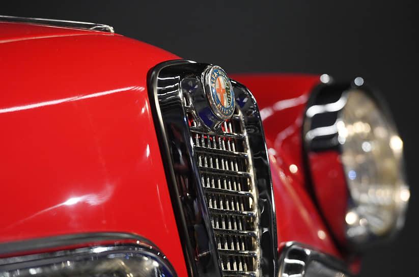 Аlfa Romeo Giulietta Sprint 1953 года