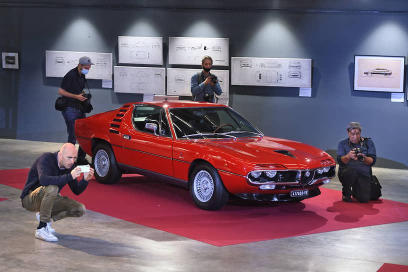 Нуччо Бертоне и его дизайнеры создавали автомобили подобно великим скульпторам, идеально сочетая линии, формы и объемы