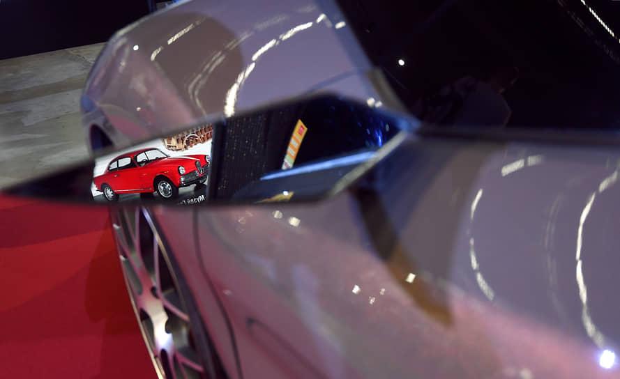 Дизайнеры Bertone никогда не считали автомобиль просто средством передвижения