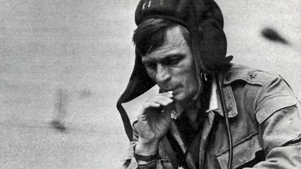 История танкиста, в августе 1991 года перешедшего на сторону защитников Белого дома