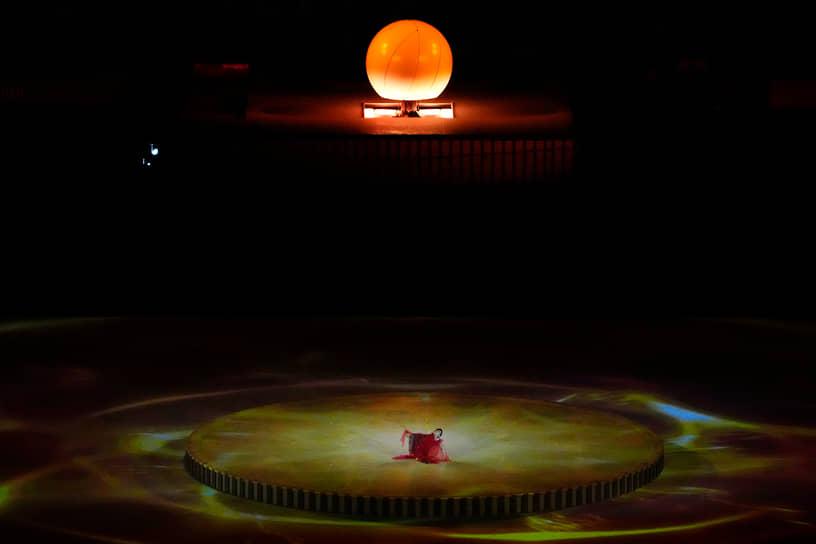 Открытой Паралимпиаду объявил японский император Нарухито