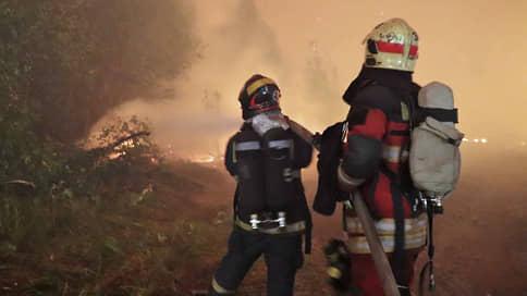 «Боятся все, в том числе и пожарные»