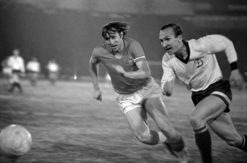 В 1960 году клуб в последний раз сменил свое название и стал называться ЦСКА. В 1970-м, победив московское «Динамо» со счетом 4:3 в проводившемся в Ташкенте «золотом матче», ЦСКА впервые за 19 лет выиграл чемпионат СССР