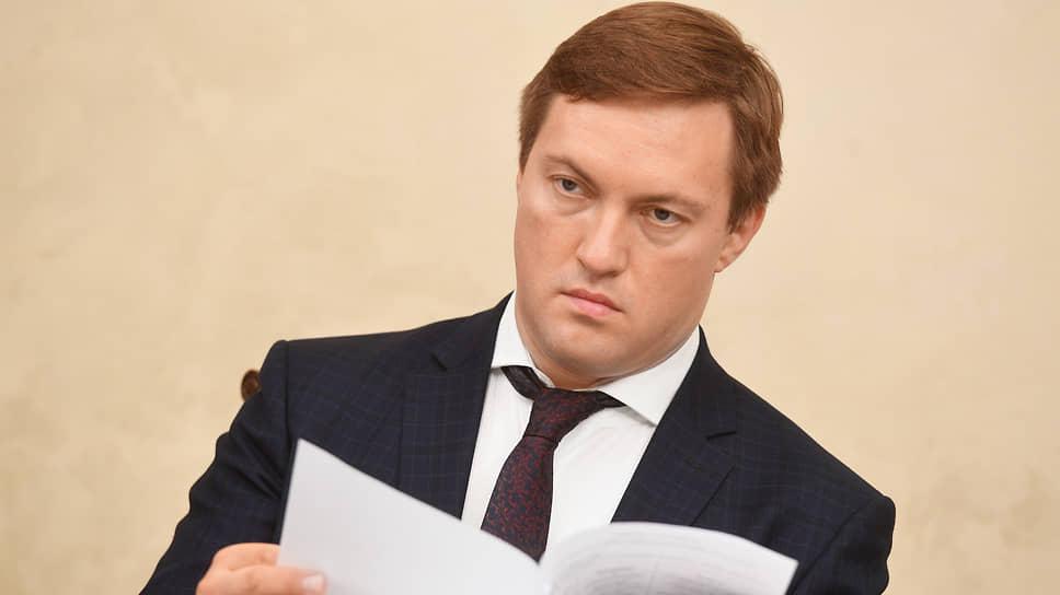 Советник департамента по взаимодействию с религиозными организациями Управления президента по внутренней политике Павел Костылев