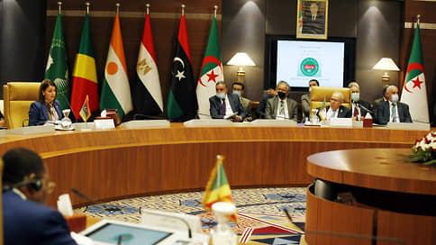 Алжир собрал непримиримое  / Страны-соседи Ливии обсудили сценарии развития ситуации в этой стране