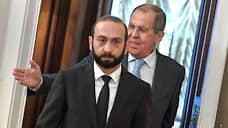 Бывший спикер армянского парламента приехал пожаловаться на Азербайджан
