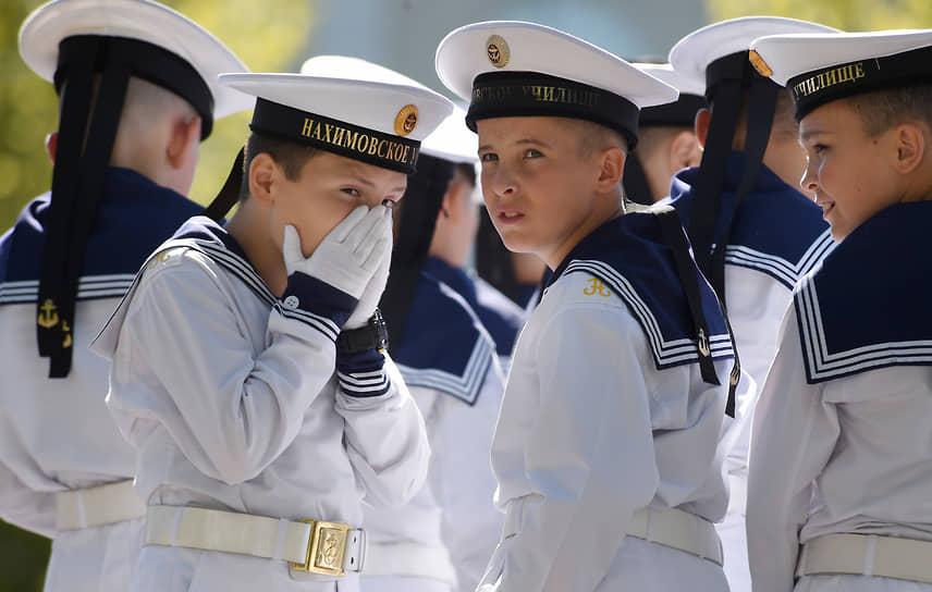 Севастопольское президентское кадетское училище