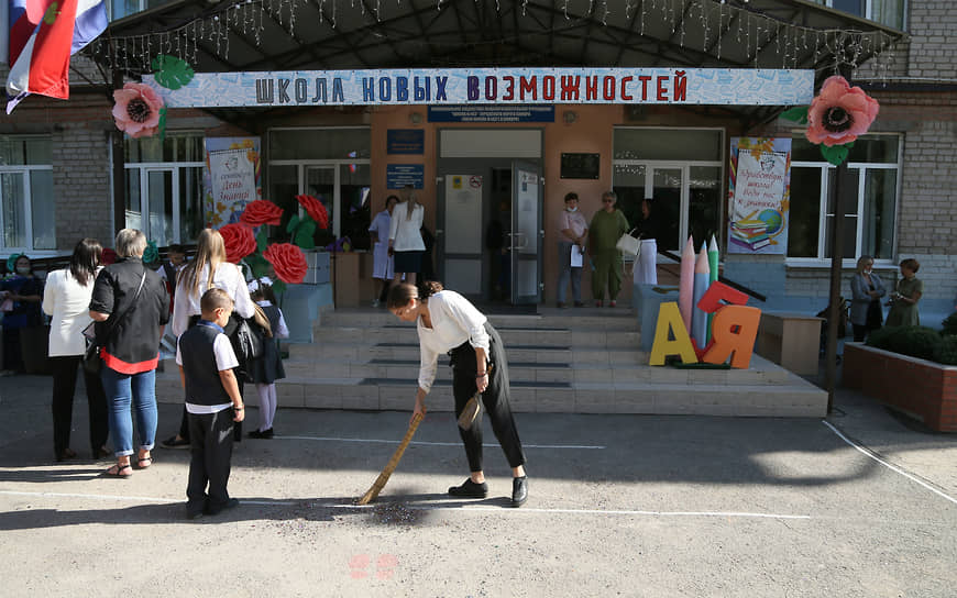 Школа №163 Самары