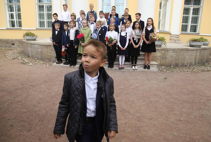 Учебно-научный центр «Лаборатория непрерывного математического образования» в Санкт-Петербурге