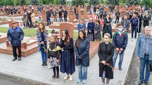 Семнадцатый сентябрь // В Беслане вспомнили жертв теракта 2004 года