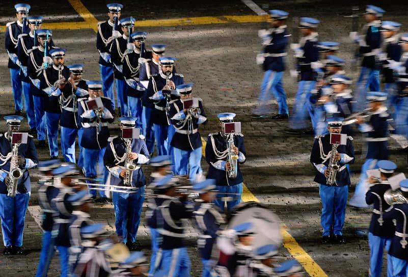 Оркестр полиции Катара