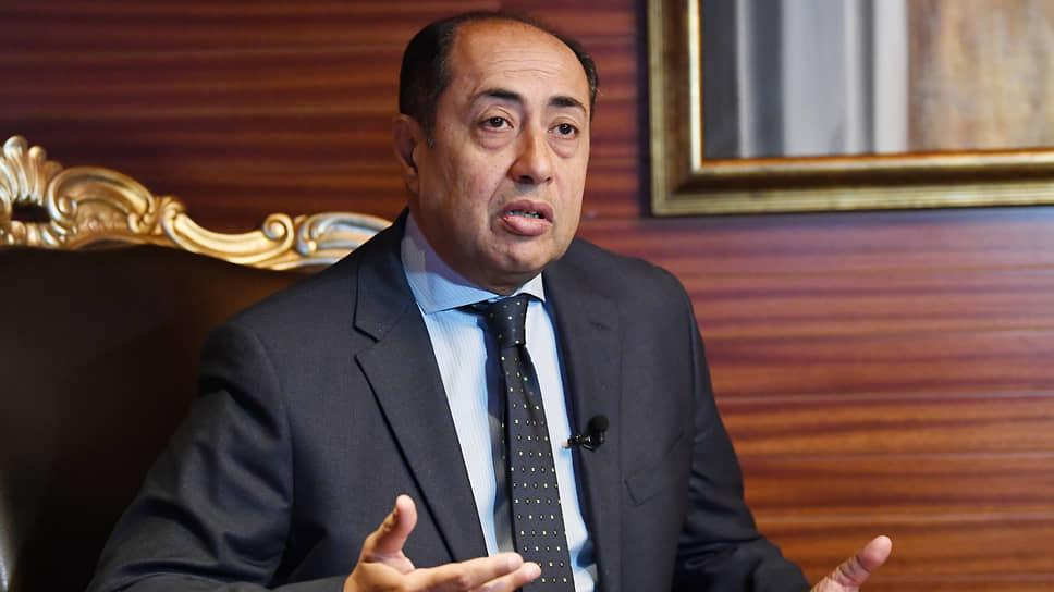 Заместитель генсека Лиги арабских государств Хусам Заки