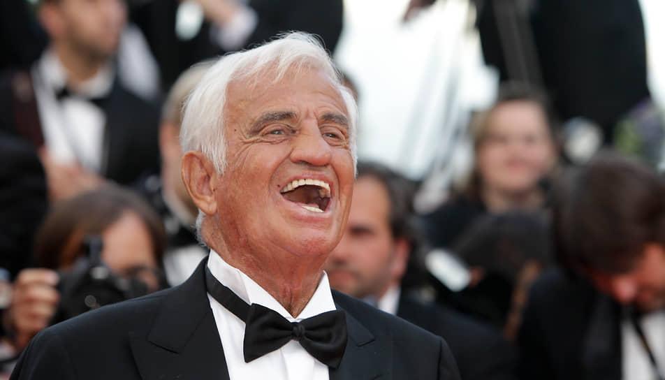 Всего на счету Бельмондо более 30 ролей в театре и свыше 80 в кино