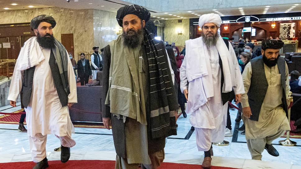 Кто вошел в правительство Афганистана