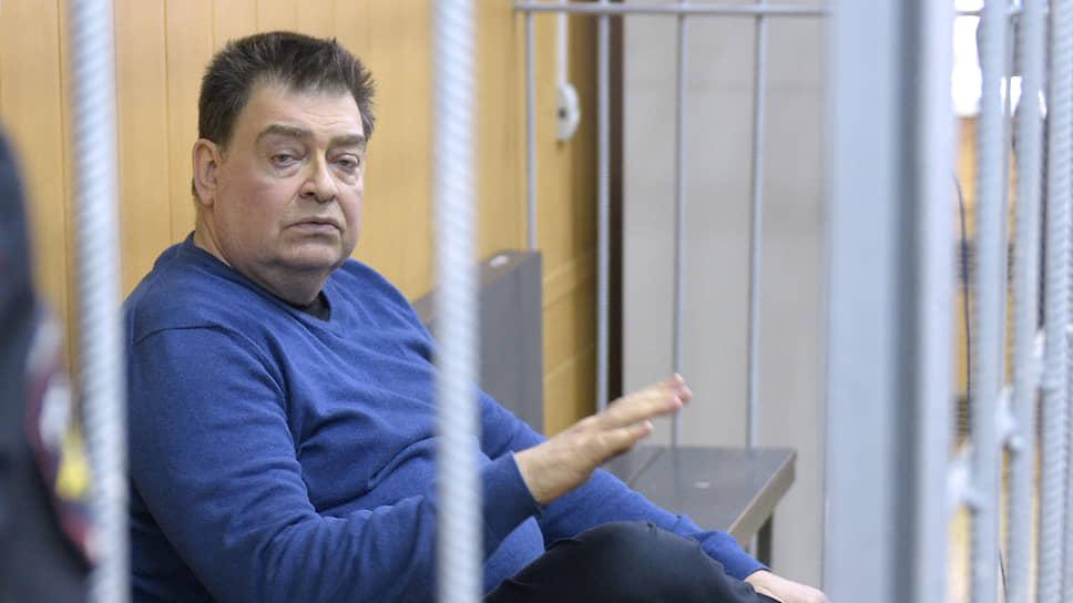 Экс-депутат Вадим Варшавский