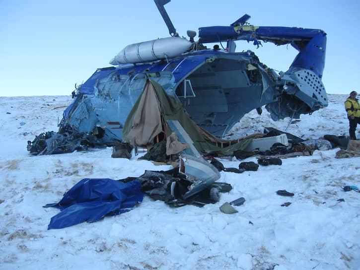 9 января 2009 года в Горном Алтае на охоте при столкновении вертолета Ми-171 с горой погибли полпред президента в Госдуме Александр Косопкин и еще шесть человек. МАК пришел к выводу, что погибшие пилоты нарушили «правила безопасности и эксплуатации» воздушного судна. Дело по факту незаконной охоты было закрыто в декабре 2011 года из-за истечения срока давности