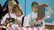 Детей ставят к станку