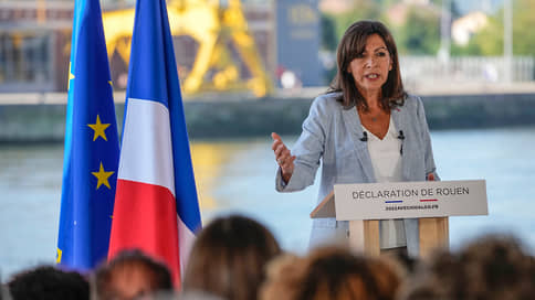 Мэр Парижа захотела в президенты // Анн Идальго взяла свои слова обратно