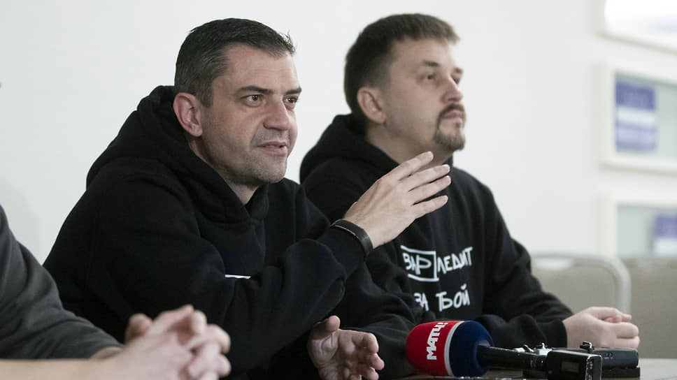 Российские арбитры остались без главного