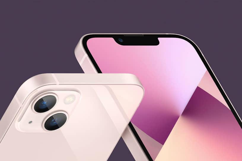 Apple представила новое поколение iPhone — модели iPhone 13 и iPhone 13 mini. Дизайн практически не изменился по сравнению с iPhone 12. Единственное отличие в диагональном расположении объективов основной камеры