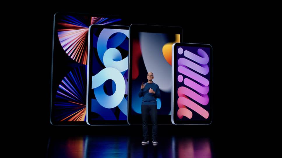 Экран нового iPad получил функцию True Tone для подстройки цвета под освещение в помещении, а также режим камеры «в центре внимания» от iPad Pro