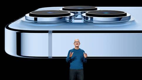 Три зума и один терабайт / Apple представила 13-ю линейку iPhone