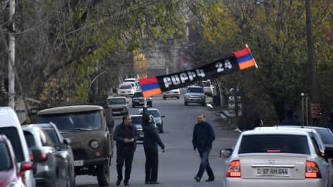 Азербайджан наказал иранцев в Армении // Баку установил свои условия проезда по трассе между армянскими городами