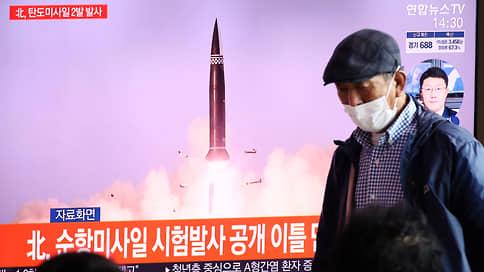 Для Корейского полуострова начался испытательный срок // Две республики произвели запуски ракет