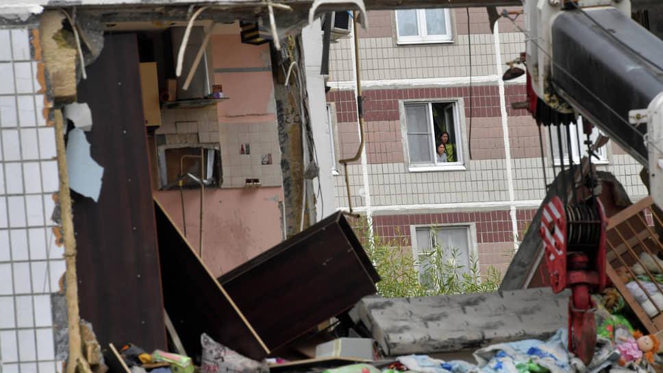 Во взрыве дома обвинили газовика