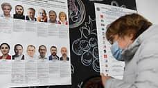 """Активный день календаря  / Корреспонденты """"Ъ"""" встретили на избирательных участках тех, кто предпочел не откладывать голосование на выходные"""