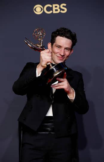 Джош О'Коннор взял награду как лучший драматический актер за сериал «Корона»