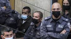 Палестинских «Монте-Кристо» вернули в тюрьму