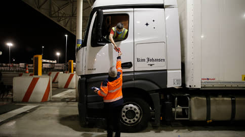 Рождество может остаться без подарков // В Европе ждут усиления кризиса грузовых перевозок