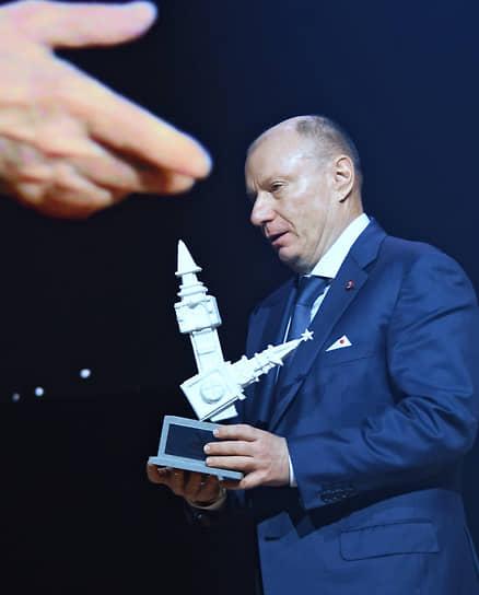 6-е место. Президент холдинга «Интеррос» и ГМК «Норильский никель» Владимир Потанин — $897 млн