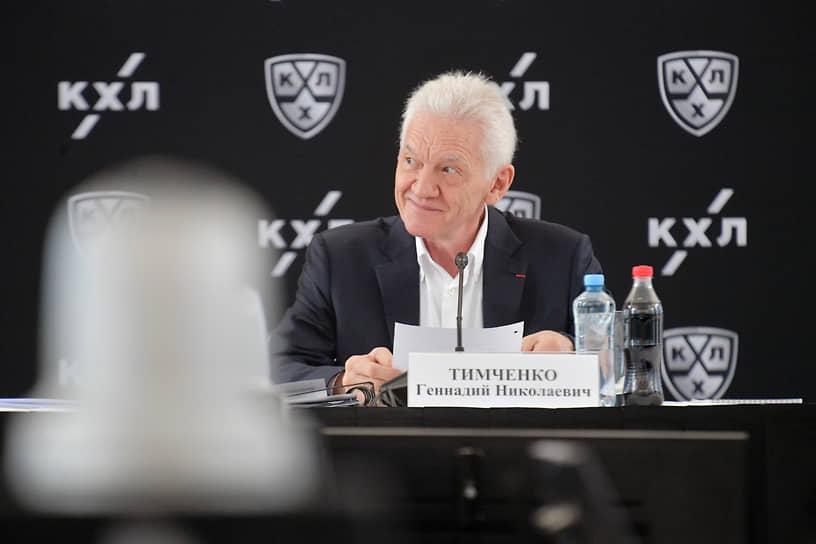 9-е место. Член совета директоров «Новатэка» и «Сибура» Геннадий Тимченко — $788 млн