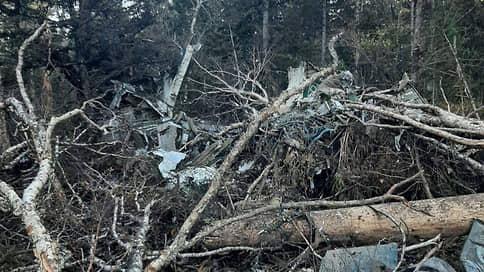 Ан-26 не поднялся над сопкой  / В авиакатастрофе под Хабаровском никто не выжил