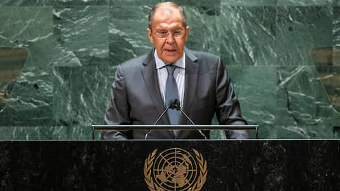 Сергей Лавров призвал не раскачивать лодку // О чем глава МИД РФ говорил на Генассамблее ООН