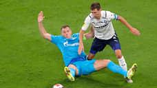 Артем Дзюба упал, и «Локомотив» отжался  / «Зенит» оторвался от основного конкурента уже на шесть очков