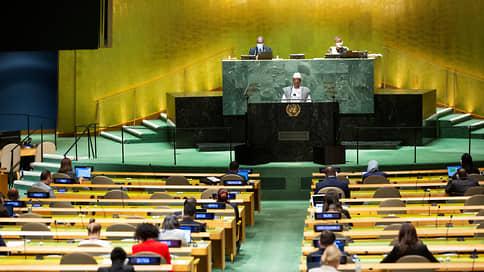 ЧВК подняли на уровень ООН  / Отправка российских наемников в Мали активно обсуждалась в Нью-Йорке