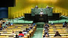 ЧВК подняли на уровень ООН