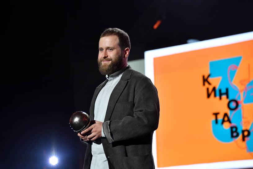 Член жюри основного конкурса, оператор Юрий Никогосов