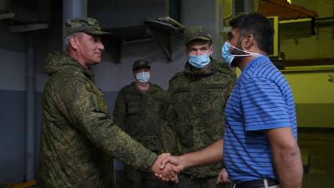 Россия и Пакистан стреляют вместе // Москва и Исламабад готовятся отражать растущие угрозы в Азии