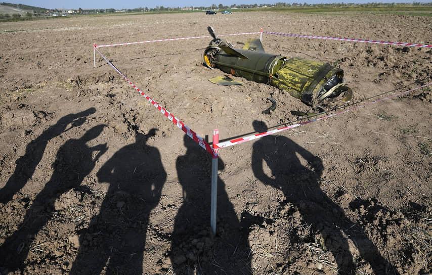 30 октября премьер Армении Никол Пашинян выступил за ввод российских миротворцев в зону конфликта