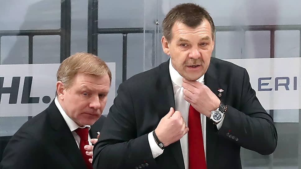 Алексей Жамнов будет главнее Олега Знарка