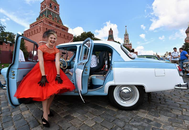 """Существовали также заводские """"Волги"""" с двухцветным кузовом — это была опция, доступная советским гражданам за дополнительную плату"""