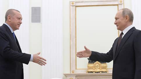 Дыма без Эрдогана не бывает // Владимир Путин и Реджеп Тайип Эрдоган проведут переговоры в Сочи