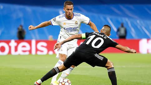«Реал» не ушел от «Шерифа» // Молдавский клуб обыграл испанского гранда в Лиге чемпионов
