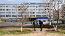 Афганские полицейские отказались от учебы